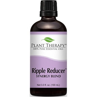 Ripple Reducer Synergy Essential Oil Blend 100ml (3.3 oz) 100% Pure, Therapeutic