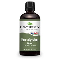 Plant Therapy Eucalyptus Dives (Peppermint) Essential Oil 100 mL (3.3 oz) 100% Pure, Undiluted,...