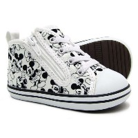 converse -  ベビー オールスター N ミッキーマウス PT Z 7CK653 モノ BABY ALL STAR N MICKEY MOUSE PT Z mono コンバース