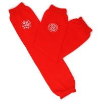 Charlie Banana Organic Cotton Leg Warmers, Red, 0.12 Pound by Charlie Banana