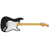 Fender エレキギター MIJ Traditional '58 Stratocaster® Maple Black