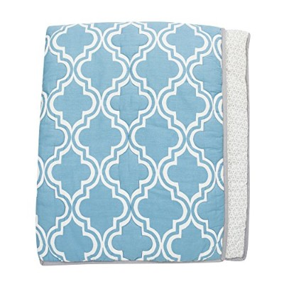 Lambs & Ivy Ryan Collection Reversible Coverlet by Lambs & Ivy