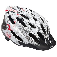 Schwinn Traveler Youth Microshell Helmet, White by Schwinn