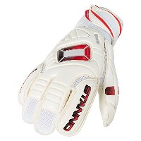 STANNO(スタンノ)サッカーキーパーグローブ ULTIMATE GRIP GKグローブ 480206 WHT×RED 9