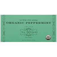 Harney & Sons Organic Peppermint Tea 80g / 2.85 oz (50 Tea Bags) by Harney & Sons