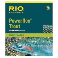Rio Powerflex 9 ft。Leader – Fly Fishing