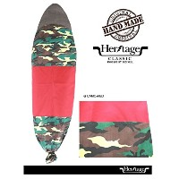 DESIVELL HELITAGE CLASSIC ボードケース MULTI NOSE HYBRID&RETRO CASE(G CAMO-RED) 200CMx62CM ハイブリッド/ミニシモンズ...