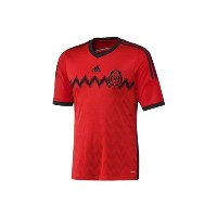 Adidas Mexico Away Jersey 2014 Red/メキシコ アウェイジャージ 2014 (3XL)