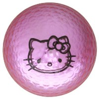Hello Kitty Couture Pink Golf Balls - 12 Balls by Hello Kitty Golf [並行輸入品]