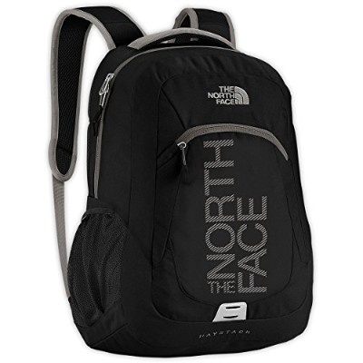 (ザ・ノースフェイス) The North Face Haystack Backpack 31L -バックパック[並行輸入品] (TNF Black/Metallic Silver Graphic)