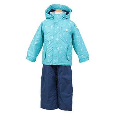 ONYONE(オンヨネ) キッズ 子供 スキーウェア 2016-2017W RES59006-16 644P697(TURQUOISEXNAVY) 100