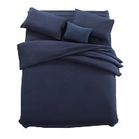 Zhhlinyuan 枕カバー 掛け布団カバー Multi-color Duvet Cover Set with Pillowcases Included Quilt Bedding Set...