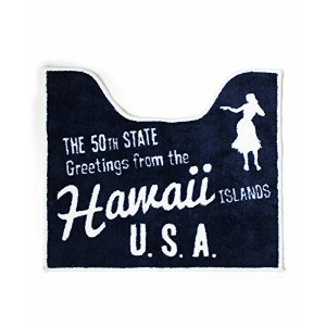 CULTURE MART トイレマット TOILET MAT / HAWAII ISLANDS USA 101264-1