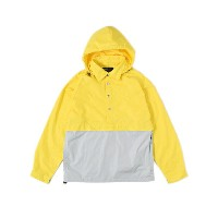 【SALE】【送料無料】INTERBREED ACTIVE SERVICE IB SPORTS PACKABLE ANORAK【IB17AW-05-YG-YELLOW】