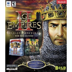 Age of Empires 2: Gold Edition (輸入版)