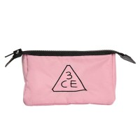 3CE PINK RUMOUR POUCH SMALL [並行輸入品]