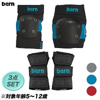 bern/JUNIOR PAD SET RED [並行輸入品]
