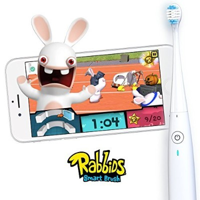 Kolibree Smart Toothbrush with Games. Sonic toothbrush Educates Kids with Live Feedback and...