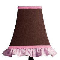 Pam Grace Creations Lady Bug Lucy Lamp Shade by Pam Grace Creations