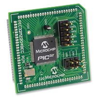 MCU / MPU / DSC / DSP / FPGA開発キット - ADD-ON BRD PIC32MZ2048EC PIM