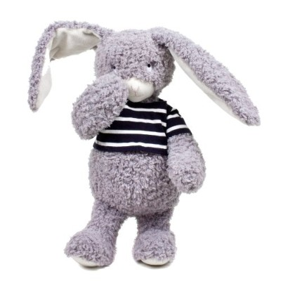 North American Bear First Mates Plush Toy, Bunny, 16 by North American Bear