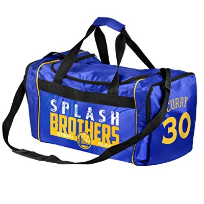 Golden State Warriors # 30ステフィン・カリーandクレイ・トンプソンスプラッシュBrothers Core Duffle