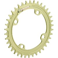 Renthal 1XR Chainring: 34t 104mm BCD Gold by Renthal