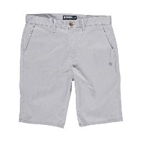 Element Howland Chino Shorts In Grey Heather カラー: グレー