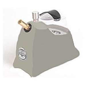 Jiffy J-2000H Gray Hat Steamer w/NEMA 5-15, 120V Cord Set by Jiffy