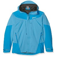 Berghaus Ladies Light Trek Hydroshell防水ジャケットRRP £ 170