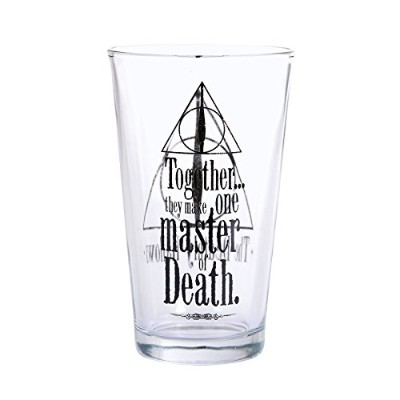 Gb Eye Limited Gb Eye Harry Potter-deathly Hallows Glasses, Multi-colour, Large