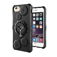 iPhone 6/6s case,AICOO Metal Rotate Kickstand and Removable Sport Armband,Shockproof ,Drop-proof...