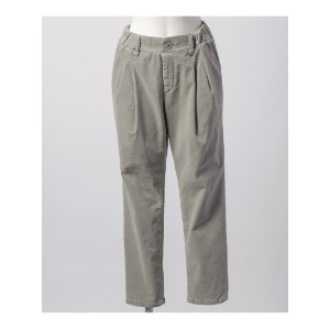 68%OFF Westwood Outfitters (ウエストウッドアウトフィッターズ) レディース TRICKZIP TAPERED CORDUROY ライトグレー S