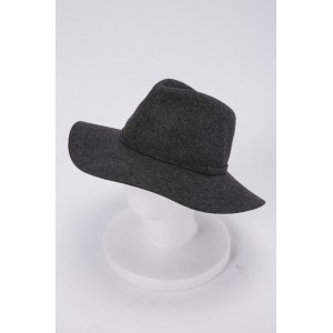 60%OFF Doux archives (ドゥアルシーヴ) レディース フエルトHAT CHARCOAL GRAY 2