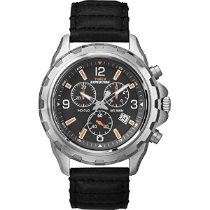 Timex Expedition RuggedクロノメンズクロノグラフIndigloイルミネーション