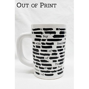 OUT OF PRINT アウトオブプリント / HEAT REACTIVE MUG マグカップ (Banned Books) (Banned Books)