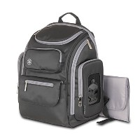 Jeep Perfect Pockets Back Pack, Black by Jeep