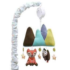 Clever Fox Musical Mobile by Little Haven by Little Haven