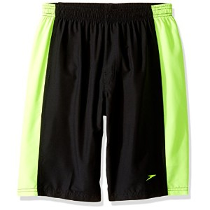 Speedo Boys Hydrovolley Short with Jammer イエロー