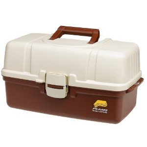 Plano Large 3-Tray with Top Access Tackle Box [並行輸入品]