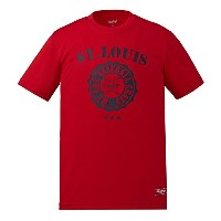Rawlings(ローリングス)Tシャツ We are Baseball Crazy AST7S05 RDレッド L