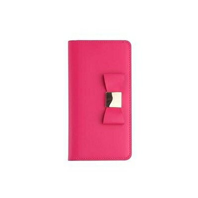 その他 Layblock iPhone7 Ribbon Classic Diary ホットピンク ds-1941733