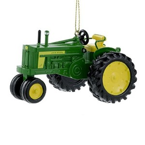 John Deere 720 Diesel Tractor Christmas Ornament JR1156 Adler Decoration New by Kurt Adler