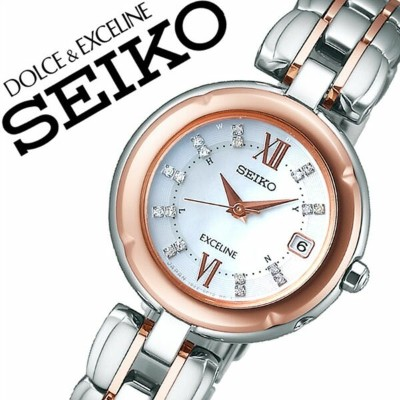 SEIKO 腕時計 セイコー 時計 ドルチェ エクセリーヌ 2017年 クリスマス限定モデル DOLCE & EXCELINE 2017 CHRISTMAS LIMITED EDITION...