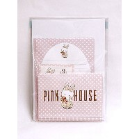 PINK HOUSE/ピンクハウス  チアリーチャムレターセット(A2178PE512) 【三越・伊勢丹/公式】 ファッション小物~~その他