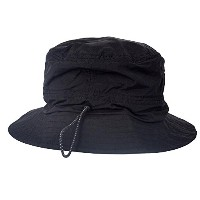 POLER CAMPING STUFF(ポーラー)STUFFABLE BUCKET BLK HAT