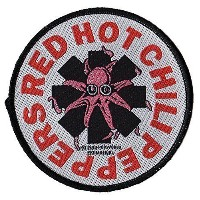 RED HOT CHILI PEPPERS・レッド ホット チリ ペッパーズ・OCTOPUS 刺繍パッチ ワッペン