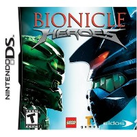 Bionicle Heroes / Game