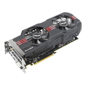 ASUSTek PCI-Express x16スロット対応グラフィックボード AMD Radeon HD7950 GDDR5 3GB HD7950-DC2-3GD5