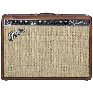 "Fender フェンダー ギターアンプ Limited Edition '65 Deluxe Reverb ""Knotty Pine"""